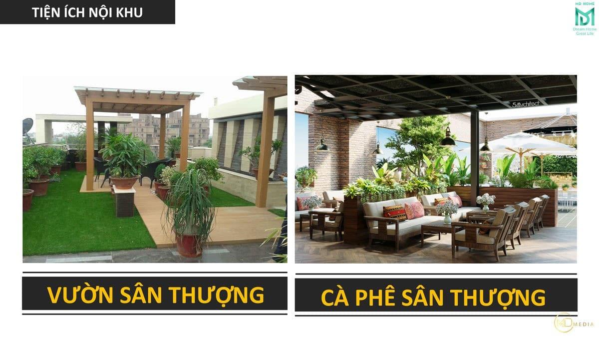 tien ich cafe san thuong can ho md home an lac - MD HOME AN LẠC - 35 BÙI TƯ TOÀN BÌNH TÂN