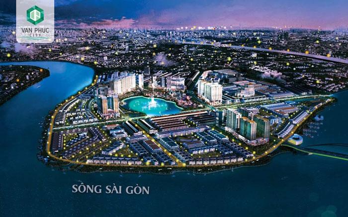 van phuc city thu duc - DỰ ÁN BIỆT THỰ VẠN PHÚC MANSION THỦ ĐỨC