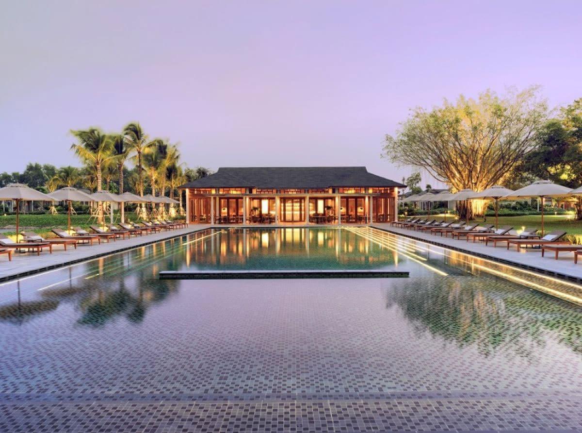 Azerai Cần Thơ Resort - DỰ ÁN NOVAWORLD MEKONG CẦN THƠ