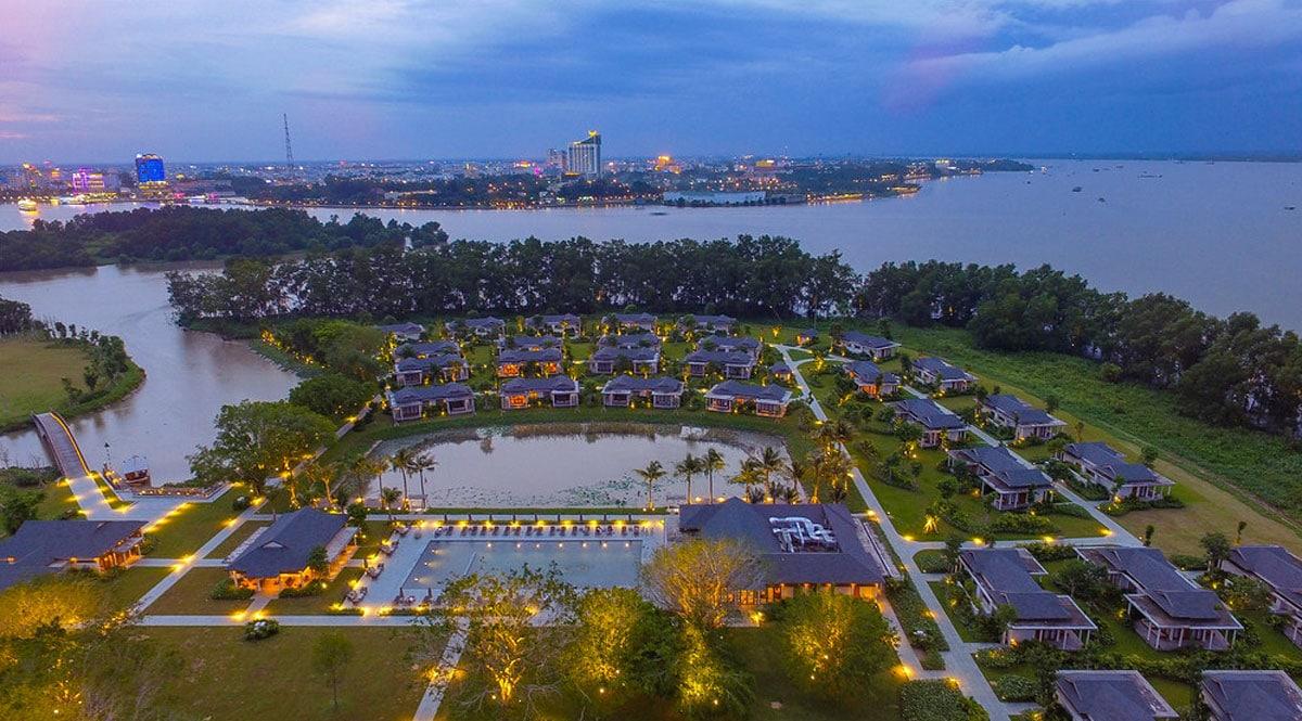 Azerai Resort đẹp nhất Cần Thơ - DỰ ÁN NOVAWORLD MEKONG CẦN THƠ
