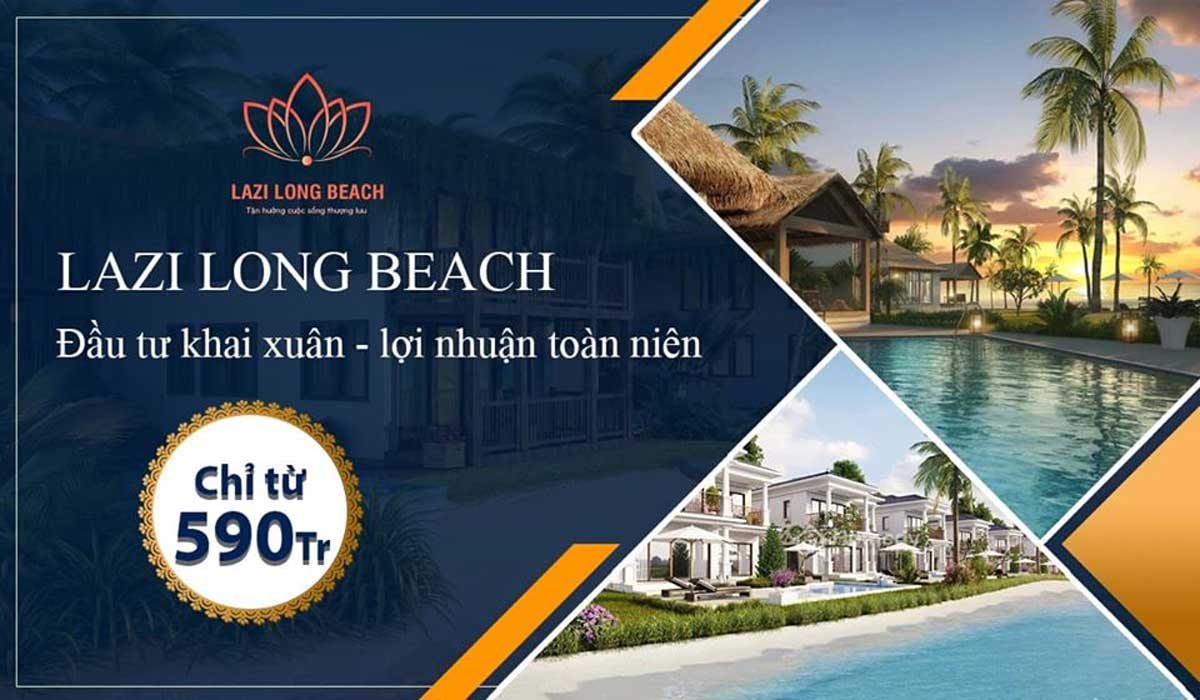 lazi long beach - LAZI LONG BEACH DỰ ÁN BIỆT THỰ BIỂN PHAN THIẾT