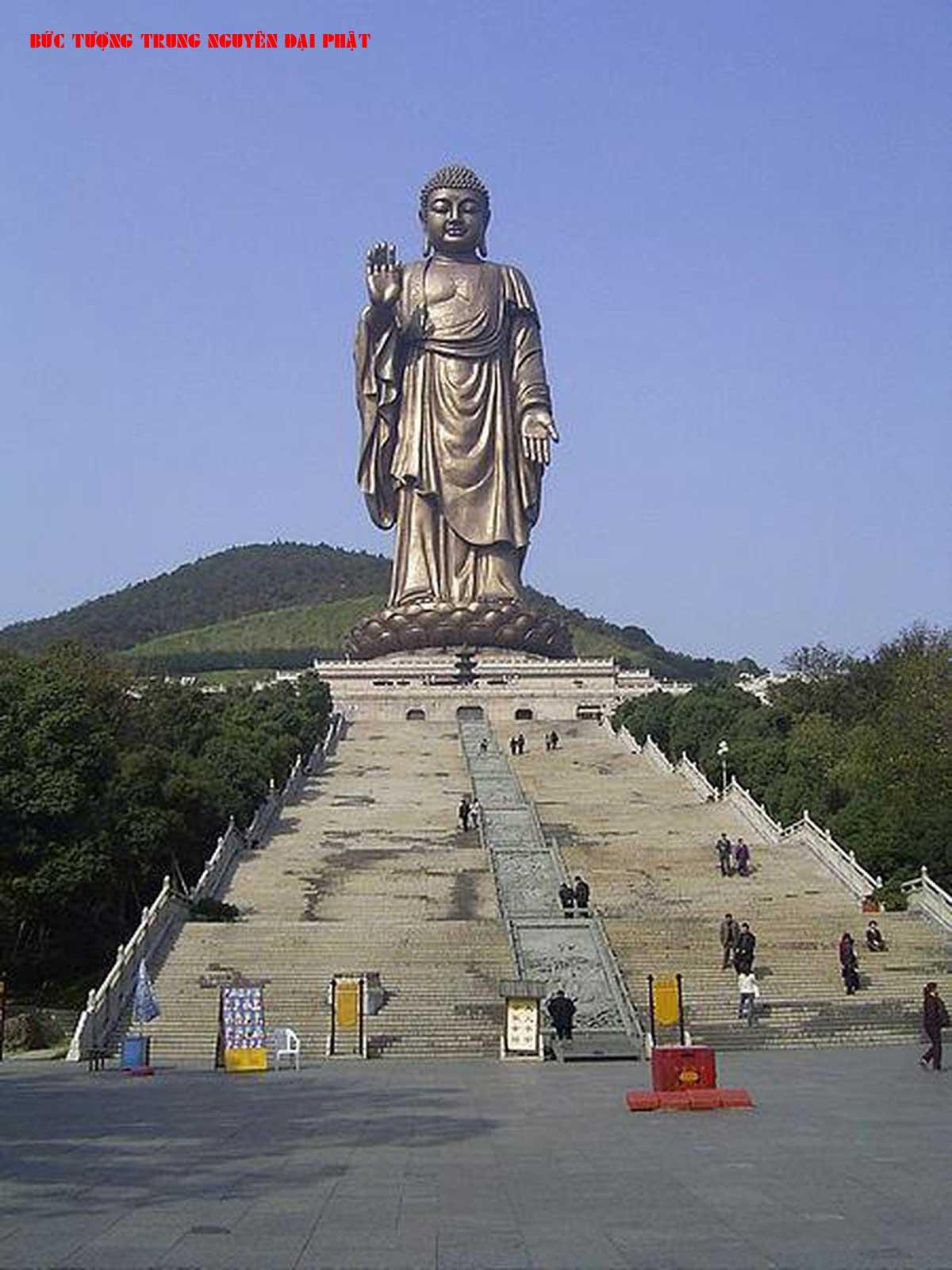 Bức Tượng Trung Nguyên Đại Phật - TOP 10 BỨC TƯỢNG CAO NHẤT THẾ GIỚI CẬP NHẬT MỚI NHẤT NĂM 2021