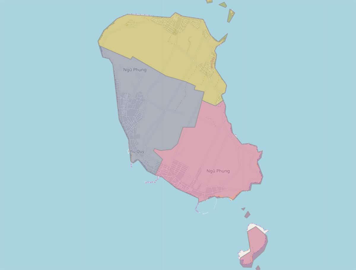 Bản đồ hành chính huyện Phú Quí - BẢN ĐỒ HÀNH CHÍNH TỈNH BÌNH THUẬN & THÔNG TIN QUY HOẠCH MỚI NHẤT 2020
