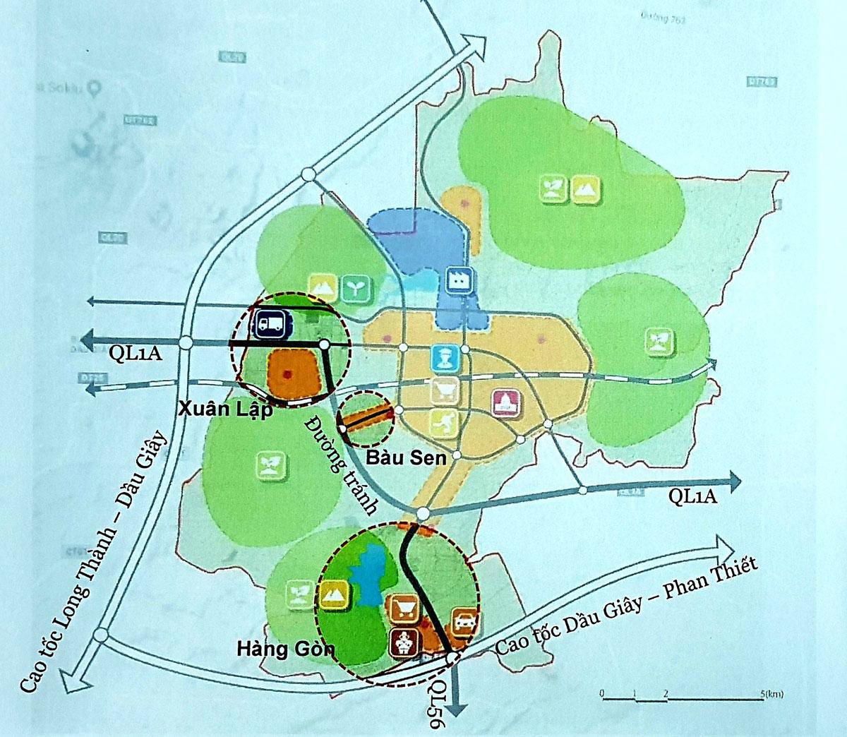 Cao tốc Phan Thiết Dầu Giây - TIẾN ĐỘ THI CÔNG CAO TỐC PHAN THIẾT – DẦU GIÂY MỚI NHẤT 2021