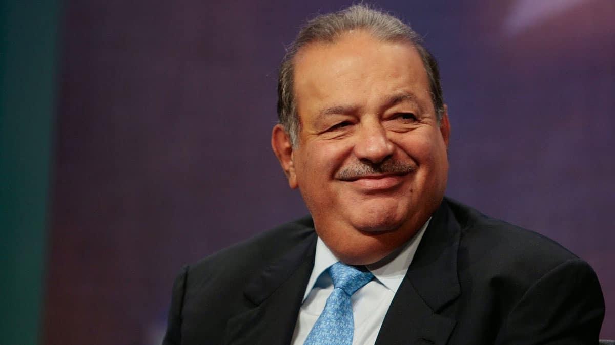 Carlos Slim Helu - BẢNG XẾP HẠNG 10 TỶ PHÚ GIÀU NHẤT THẾ GIỚI DO FORBES CÔNG BỐ MỚI NHẤT NĂM 2020