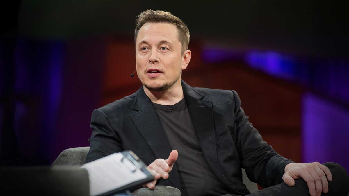 Elon Musk - Elon-Musk