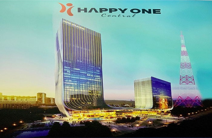 HAPPY-ONE-CENTRAL