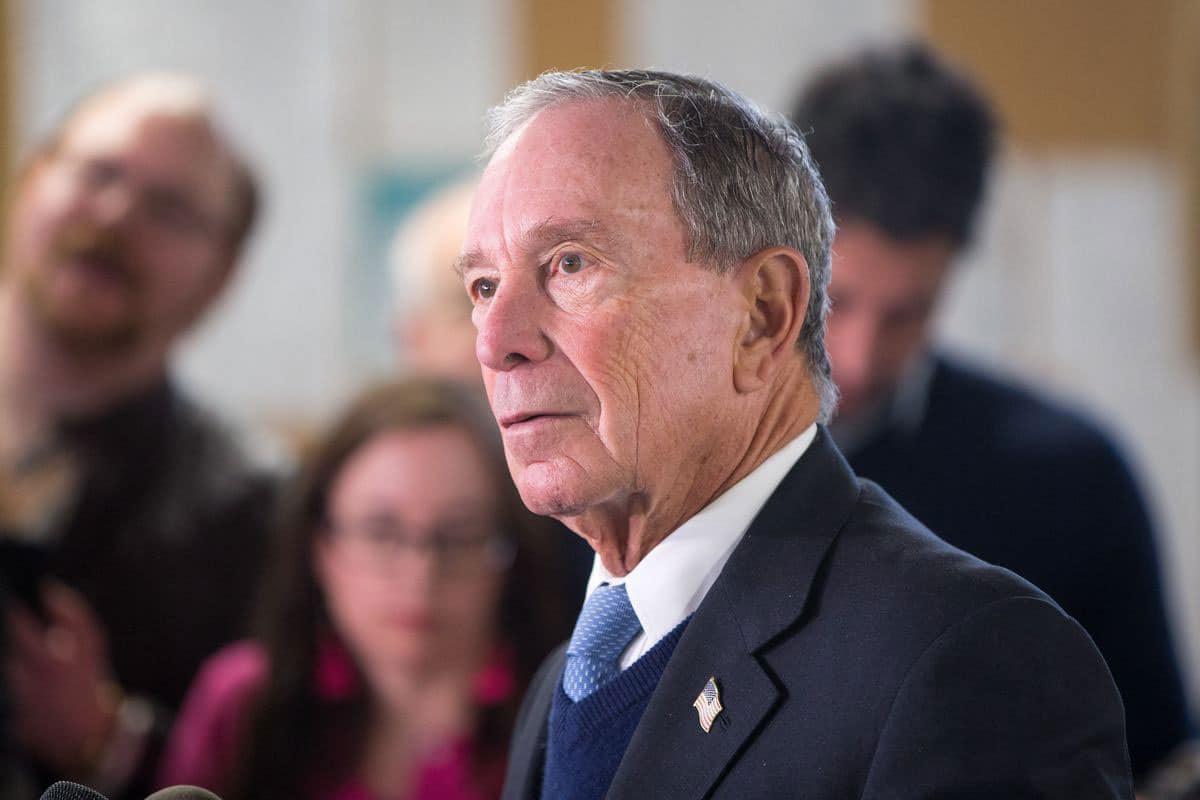 Michael Bloomberg - BẢNG XẾP HẠNG 10 TỶ PHÚ GIÀU NHẤT THẾ GIỚI DO FORBES CÔNG BỐ MỚI NHẤT NĂM 2020
