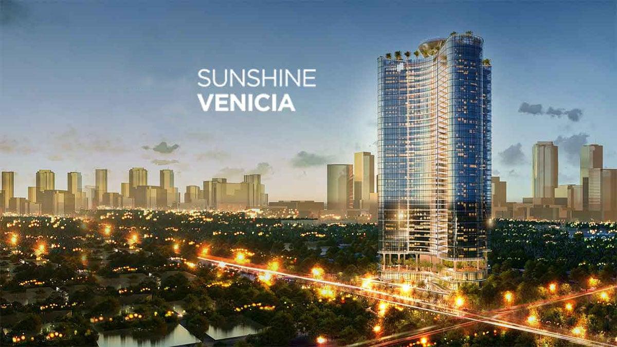 Sunshine Venicia - SUNSHINE VENICIA QUẬN 2