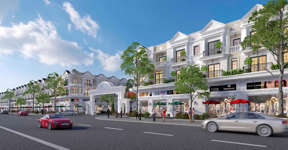 Dự án Thuận Hoà Lucky Home Bình Phước