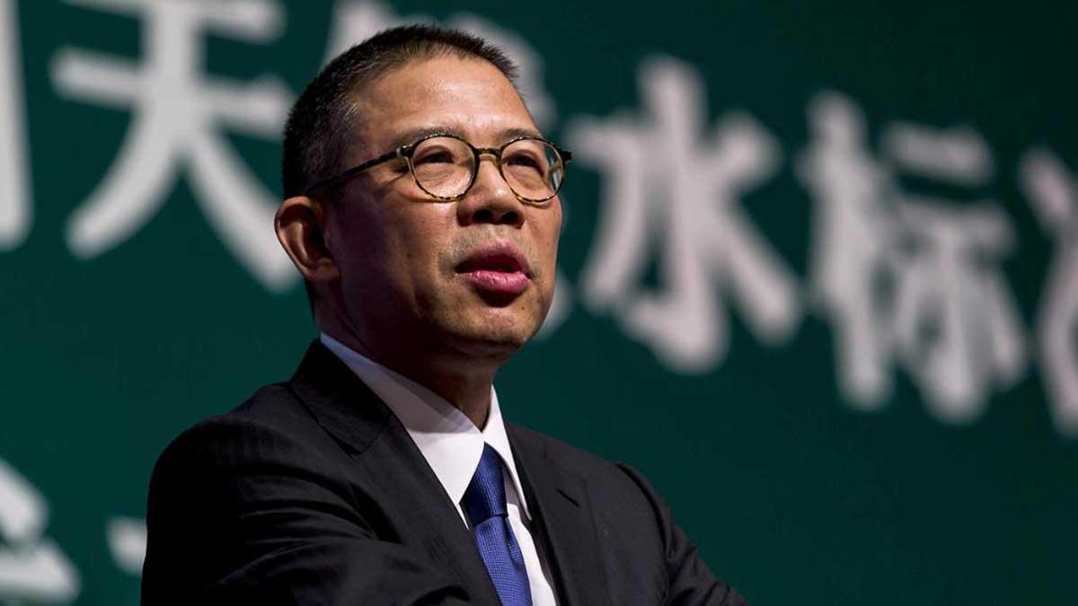 Zhong Shanshan - BẢNG XẾP HẠNG 10 TỶ PHÚ GIÀU NHẤT THẾ GIỚI MỚI NHẤT NĂM 2021