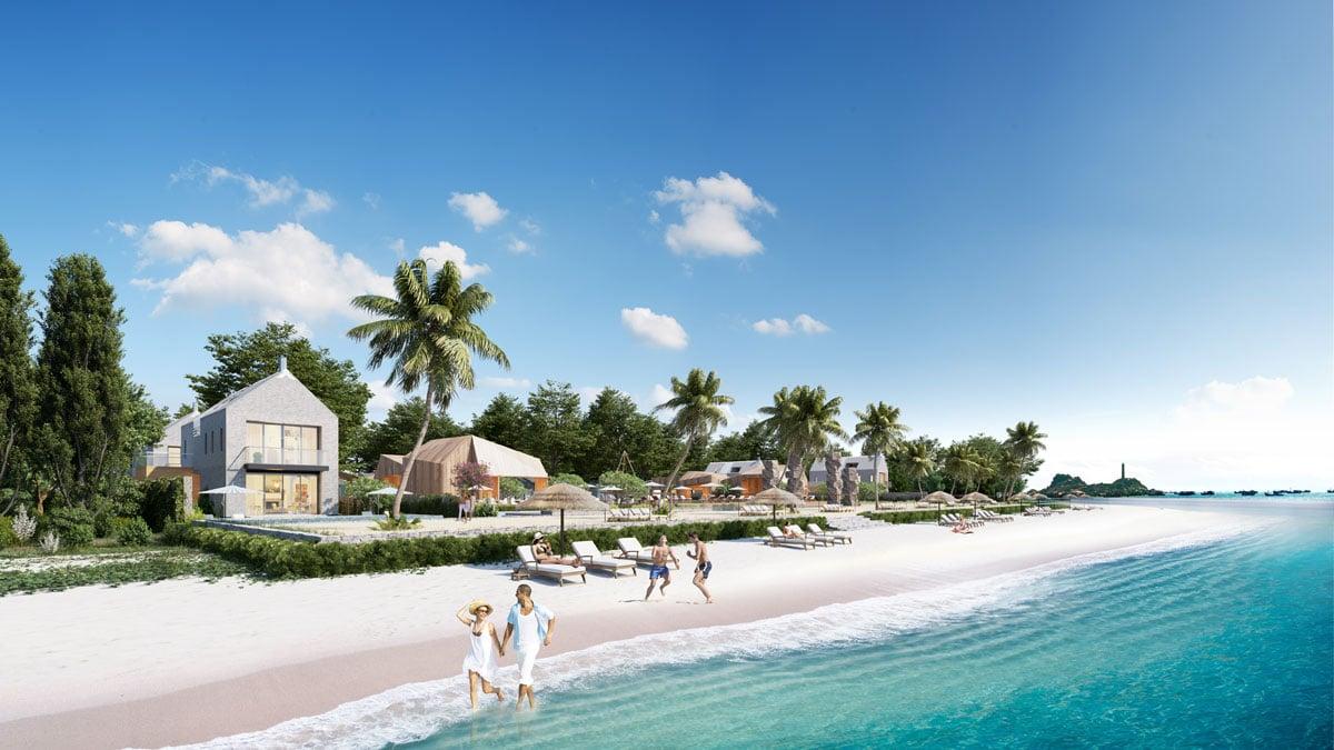 bai bien tai du an perolas villas resort - DỰ ÁN BIỆT THỰ PÉROLAS VILLAS RESORT MŨI KÊ GÀ BÌNH THUẬN