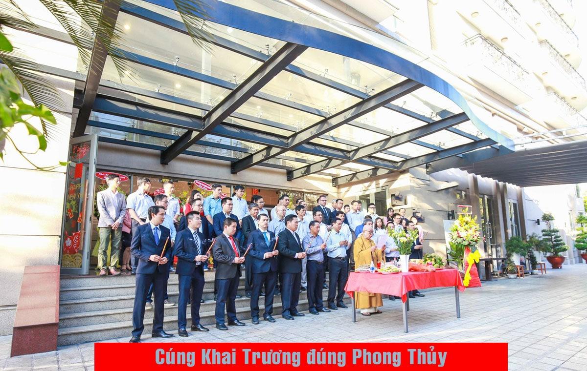 cung khai truong - Hướng dẫn cách Cúng Khai Trương đúng Phong Thủy mới nhất Năm 2020
