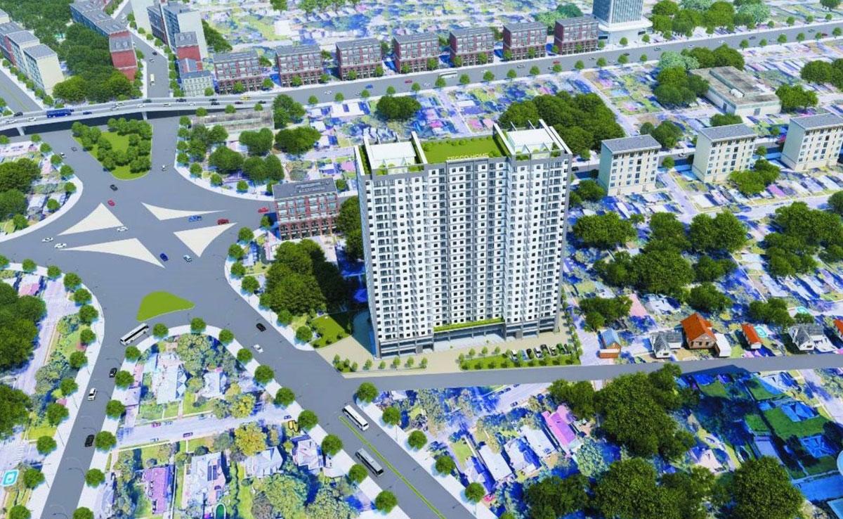 Dự án Căn hộ Chung cư Tecco Home An Phú