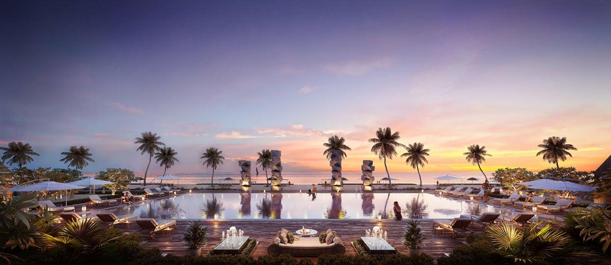 ho boi view bien perolas villas resort - DỰ ÁN BIỆT THỰ PÉROLAS VILLAS RESORT MŨI KÊ GÀ BÌNH THUẬN