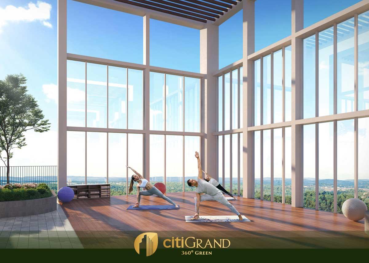 khu yoga du an citigrand - DỰ ÁN CĂN HỘ CITIGRAND QUẬN 2