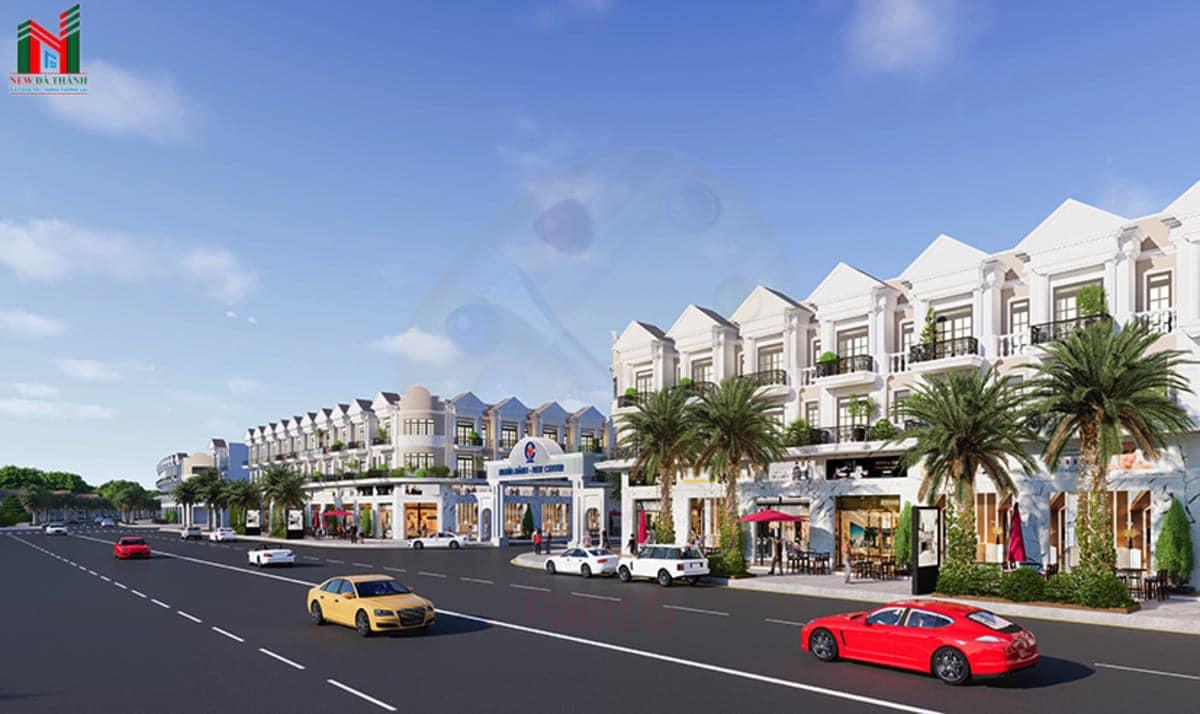 nghia hanh new center - DỰ ÁN NGHĨA HÀNH NEW CENTER QUẢNG NGÃI