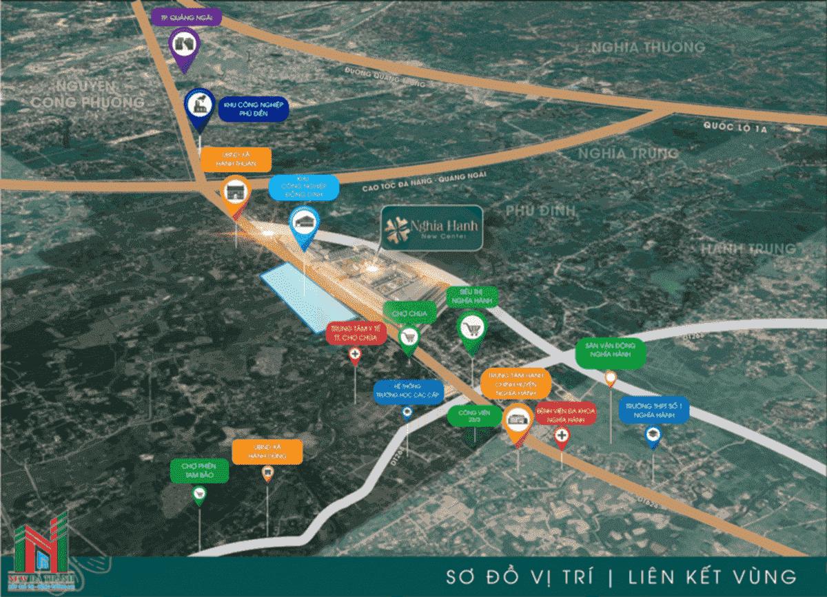 vi tri nghia hanh new center - DỰ ÁN NGHĨA HÀNH NEW CENTER QUẢNG NGÃI