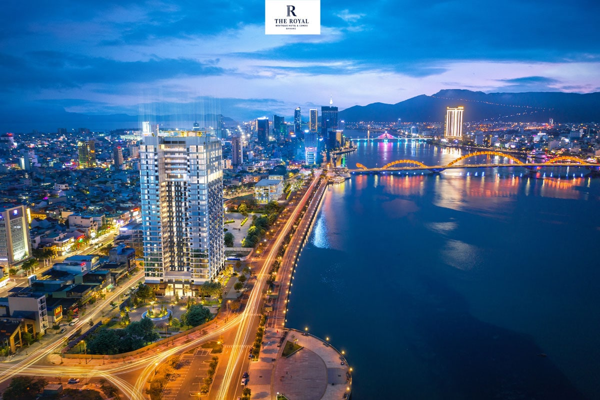 Dự án Căn hộ The Royal Đà Nẵng Boutique Hotel & Condo