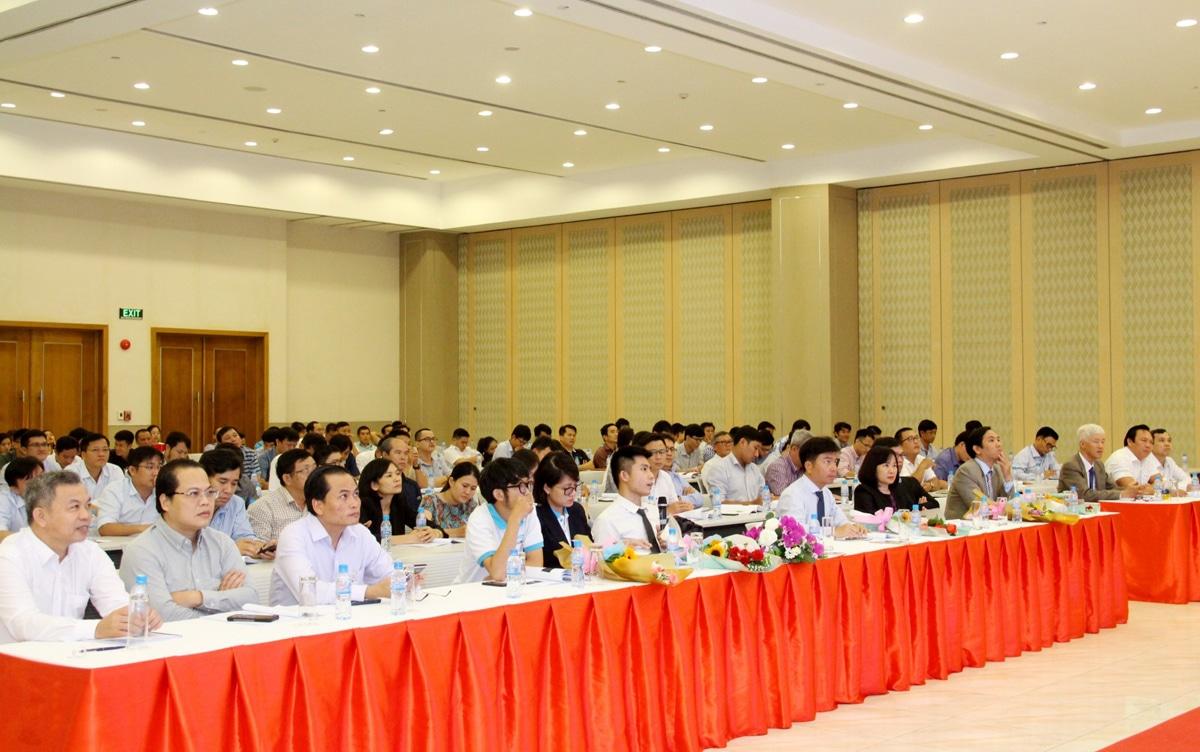 Hội thảo công nghệ BIM và ứng dụng trong xây dựng - CÔNG TY CỔ PHẦN ĐỊA ỐC BCONS