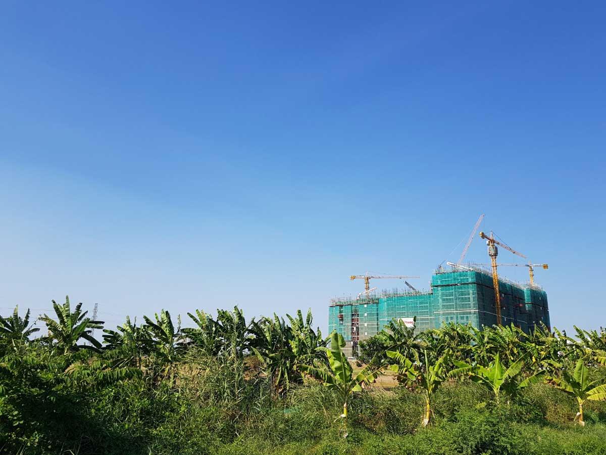 Hinh anh Du an The Green Village Khang Dien Binh Chanh - DỰ ÁN THE GREEN VILLAGE KHANG ĐIỀN BÌNH CHÁNH