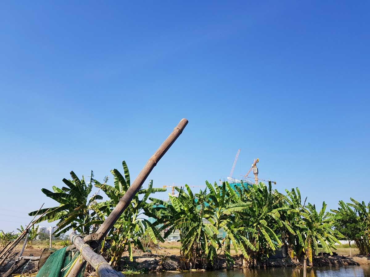 Hinh anh Du an The Green Village Khang Dien - DỰ ÁN THE GREEN VILLAGE KHANG ĐIỀN BÌNH CHÁNH
