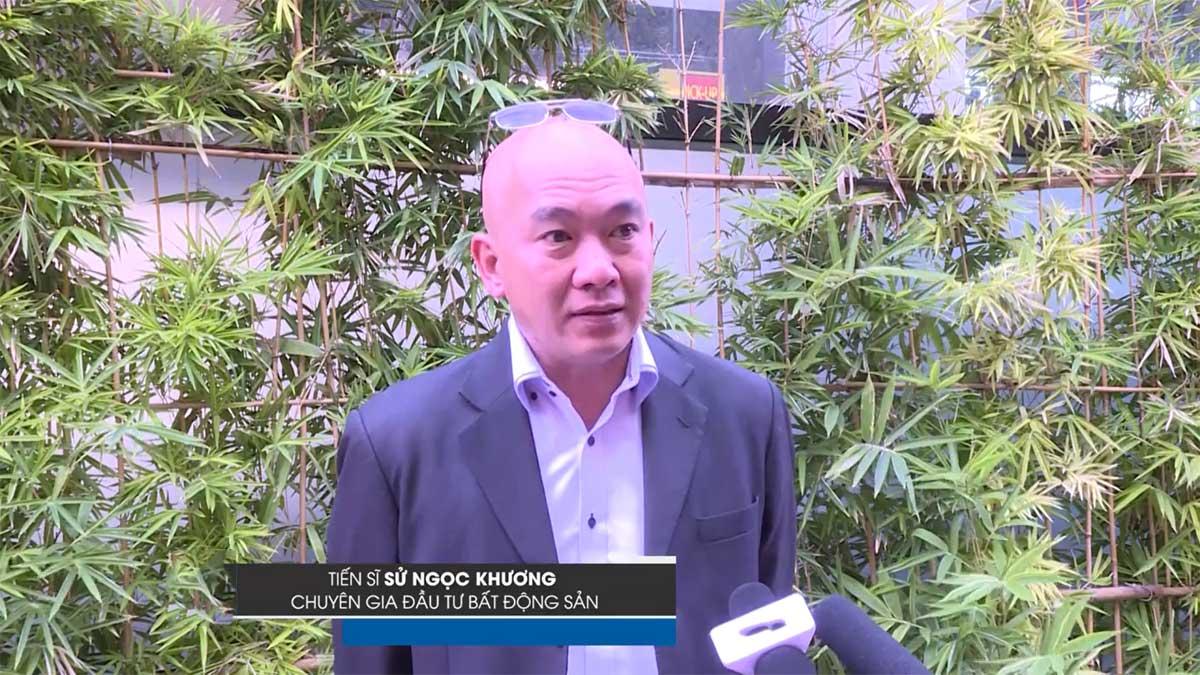 Tiến Sĩ Sử Ngọc Khương Chuyên gia đầu tư Bất động sản - THỊ TRƯỜNG BẤT ĐỘNG SẢN ĐỒNG NAI NĂM 2020