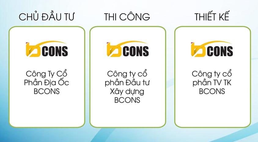 cong ty bcons group - CÔNG TY CỔ PHẦN ĐỊA ỐC BCONS