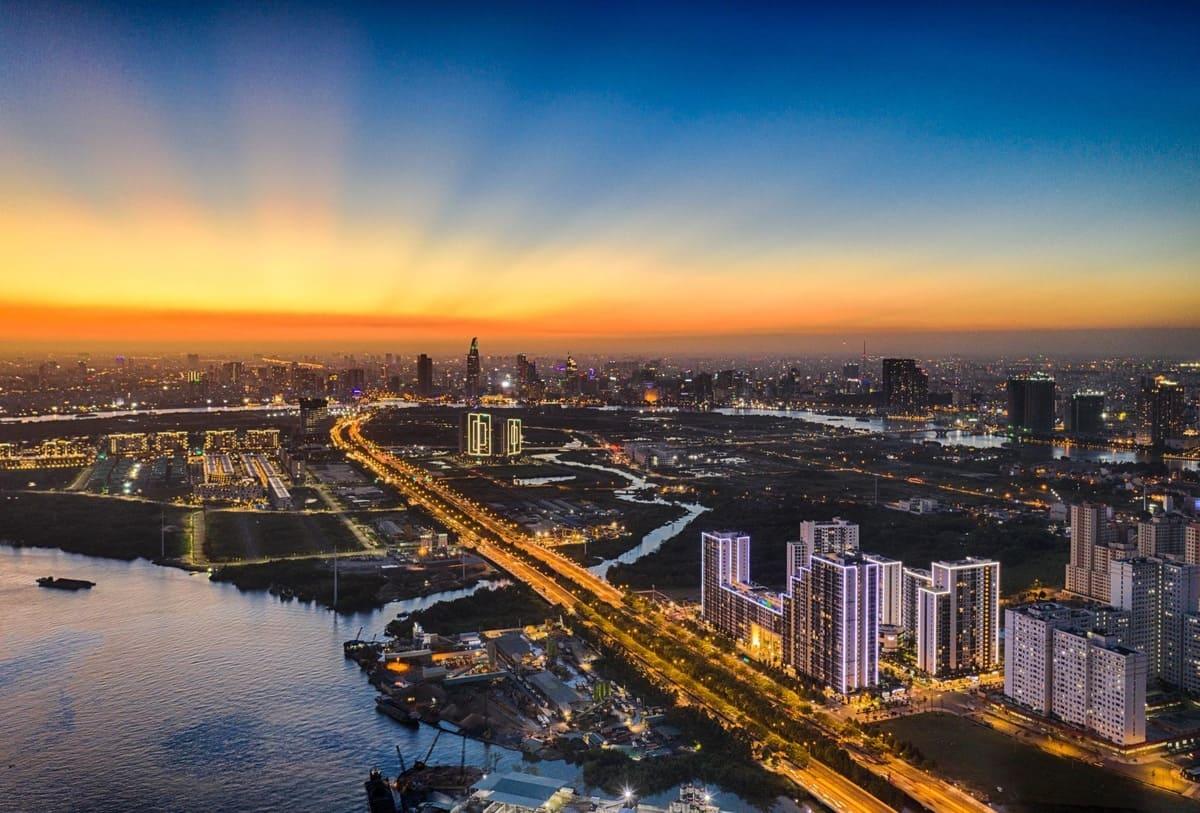 hinh anh thuc te new city thu thiem - CĂN HỘ NEW CITY THỦ THIÊM QUẬN 2