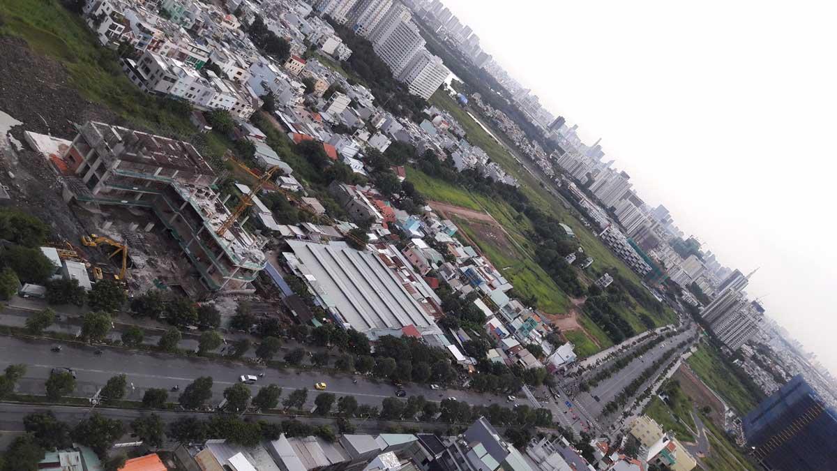 hinh anh thuc te tai du an viva plaza - VIVA PLAZA QUẬN 7