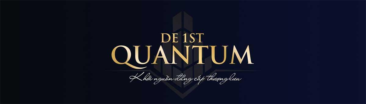logo De 1st Quantum - DỰ ÁN CĂN HỘ DE 1ST QUANTUMHUẾ