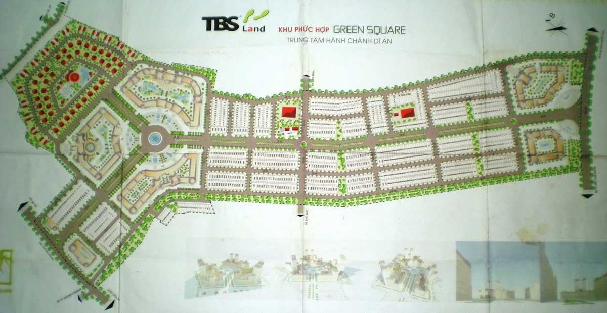 mat bang du an green square di an city - DỰ ÁN CĂN HỘ GREEN SQUARE DĨ AN CITY BÌNH DƯƠNG