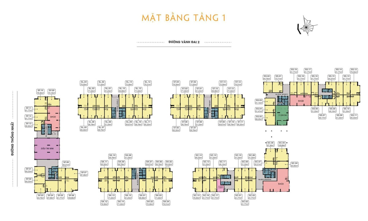mat bang tang 1 du an 9x next gen - DỰ ÁN CĂN HỘ 9X NEXT GEN BÌNH DƯƠNG