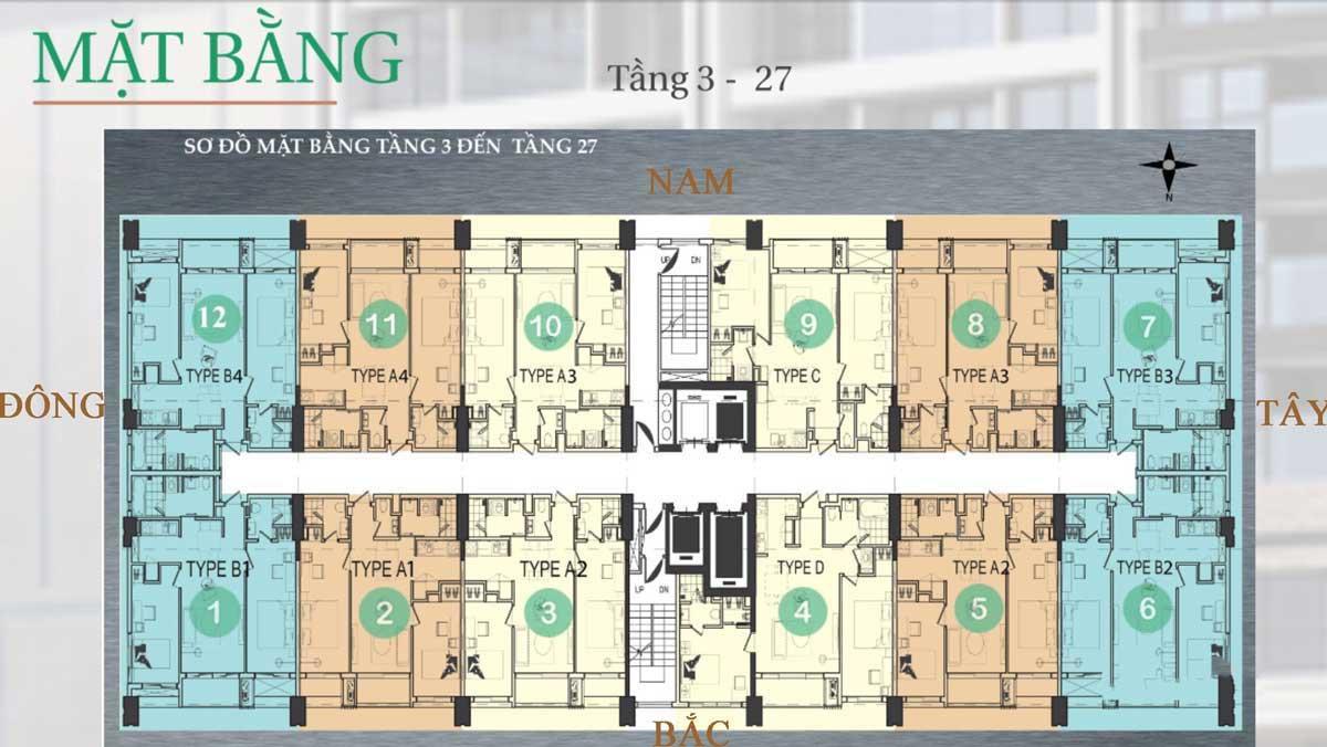 mat bang tang du an the royal da nang - DỰ ÁN CĂN HỘ THE ROYAL ĐÀ NẴNG
