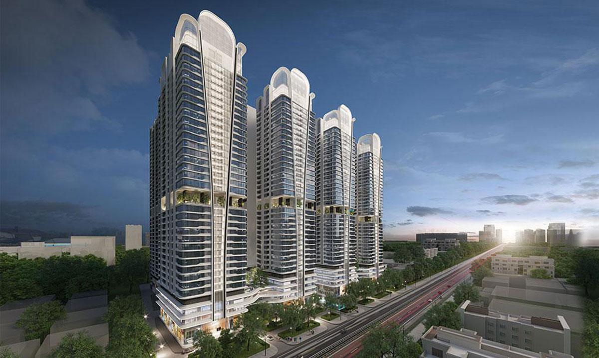 giá bán dự án căn hộ Bình Dương Grand VIew