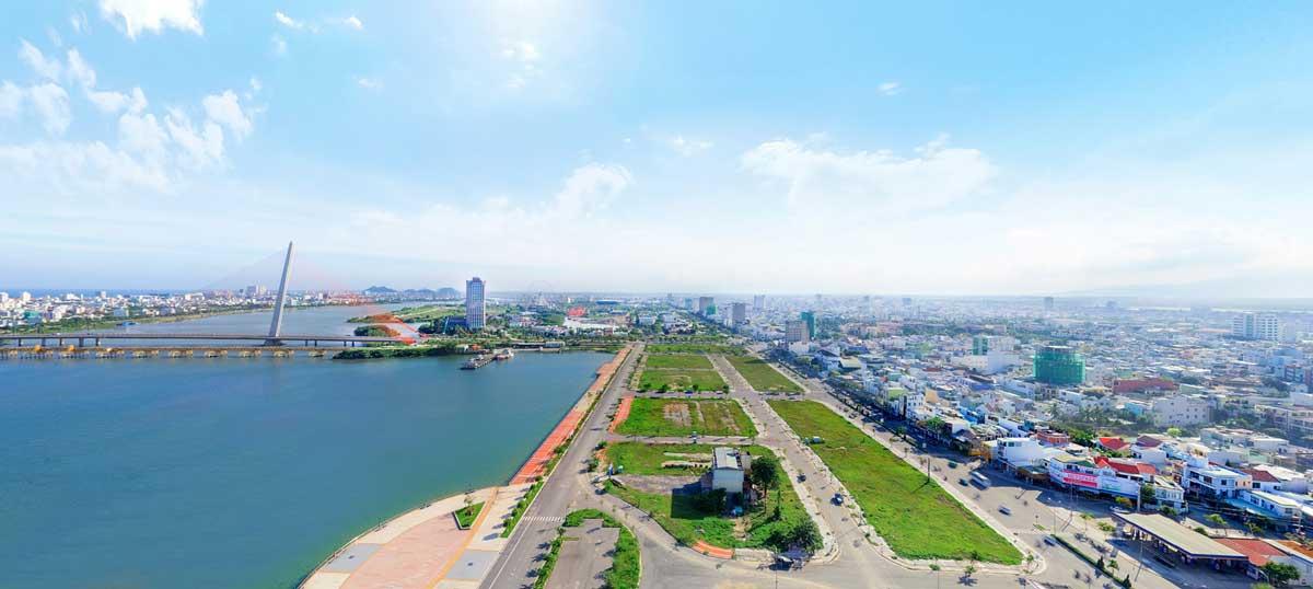 the royal da nang view huong nam - DỰ ÁN CĂN HỘ THE ROYAL ĐÀ NẴNG