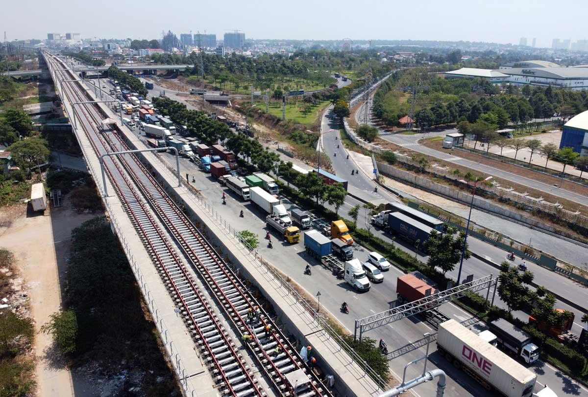 Bài học rút từ tuyến Metro số 1 - Thông tin Tuyến Metro số 2: Bến Thành – Tham Lương