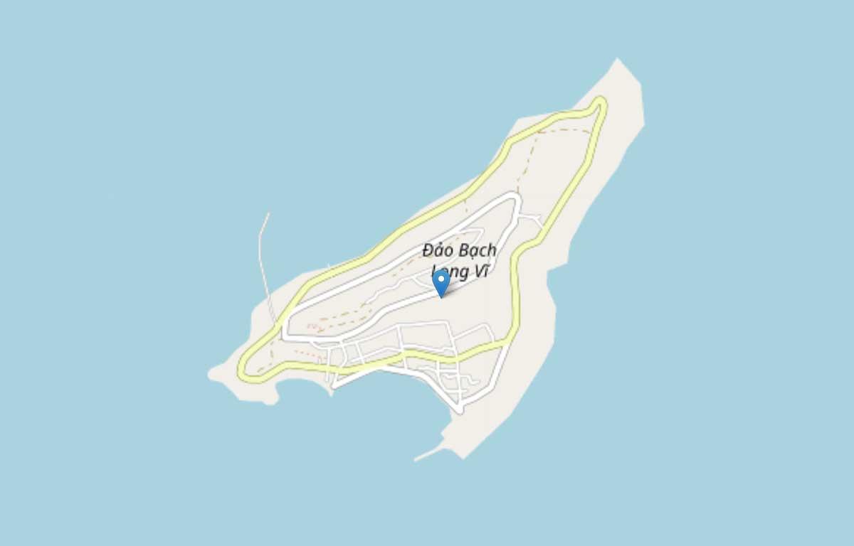 Bản đồ hành chính Đảo Bạch Long Vĩ TP Hải Phòng - BẢN ĐỒ HÀNH CHÍNH THÀNH PHỐ HẢI PHÒNG & THÔNG TIN QUY HOẠCH HẢI PHÒNG MỚI NHẤT
