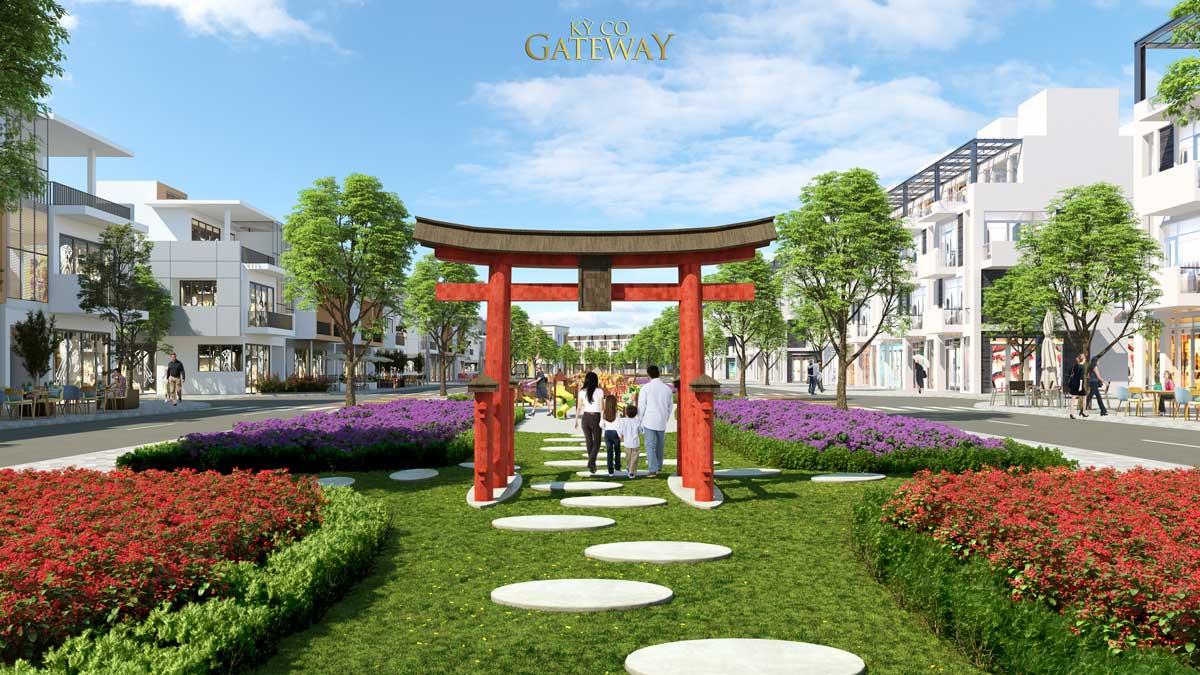 Ky Co Gateway Cong vien Tokyo - KỲ CO GATEWAY – BÀI TOÁN VÀNG CHO NHÀ ĐẦU TƯ THÔNG THÁI