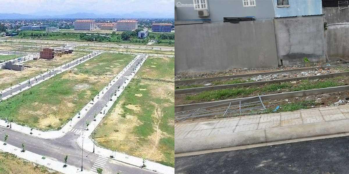 Sự khác biệt giữa đất dự án và đất tách thửa - Đất nền dự án là gì? Sự khác biệt giữa đất dự án và đất tách thửa