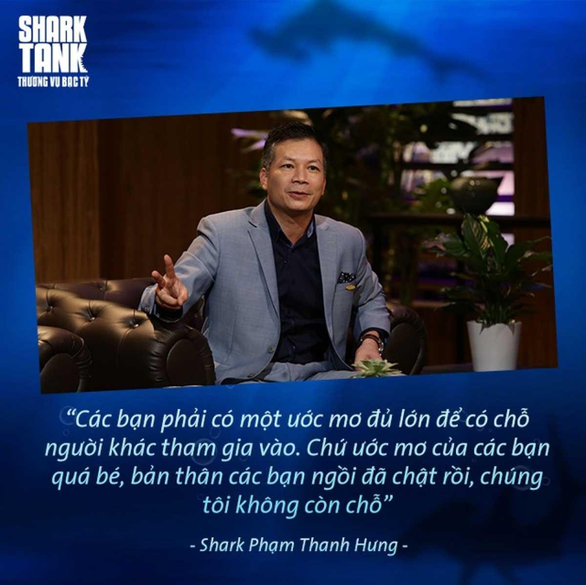 SHARK PHẠM THANH HƯNG trong Shark Tank Viet Nam - SHARK PHẠM THANH HƯNG LÀ AI? CON ĐƯỜNG THÀNH CÔNG CỦA PHẠM THANH HƯNG