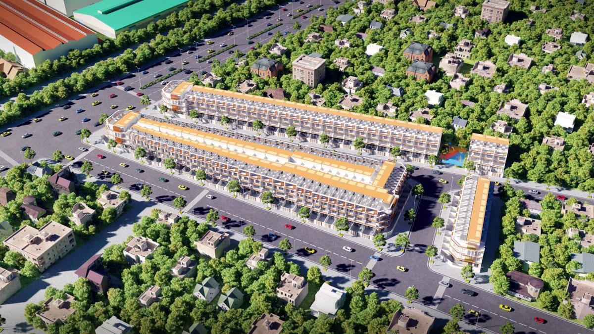 Saigon West Broadway Bình Tân - DỰ ÁN SAIGON WEST BROADWAY BÌNH TÂN