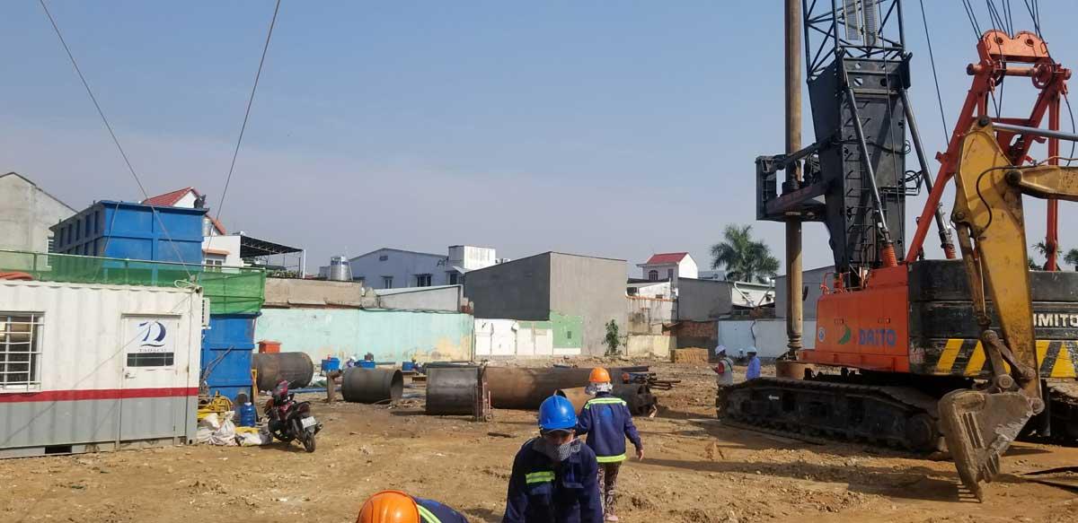 cong truong thi cong du an phuc dat tower - PHÚC ĐẠT TOWER