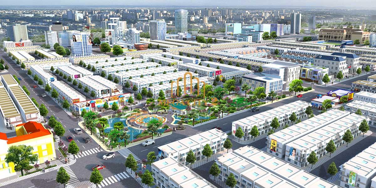 Giá bán dự án Mega City 3 Long Thành Đồng Nai