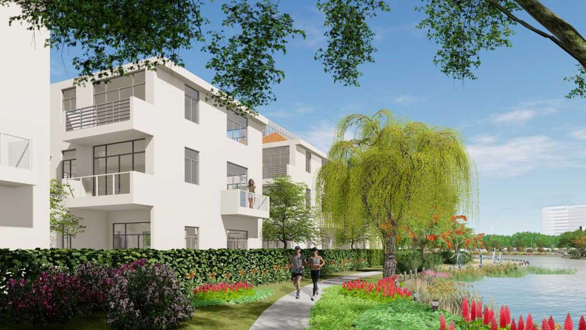 khu biet thu don lap la vida residences - DỰ ÁN LA VIDA RESIDENCES VŨNG TÀU