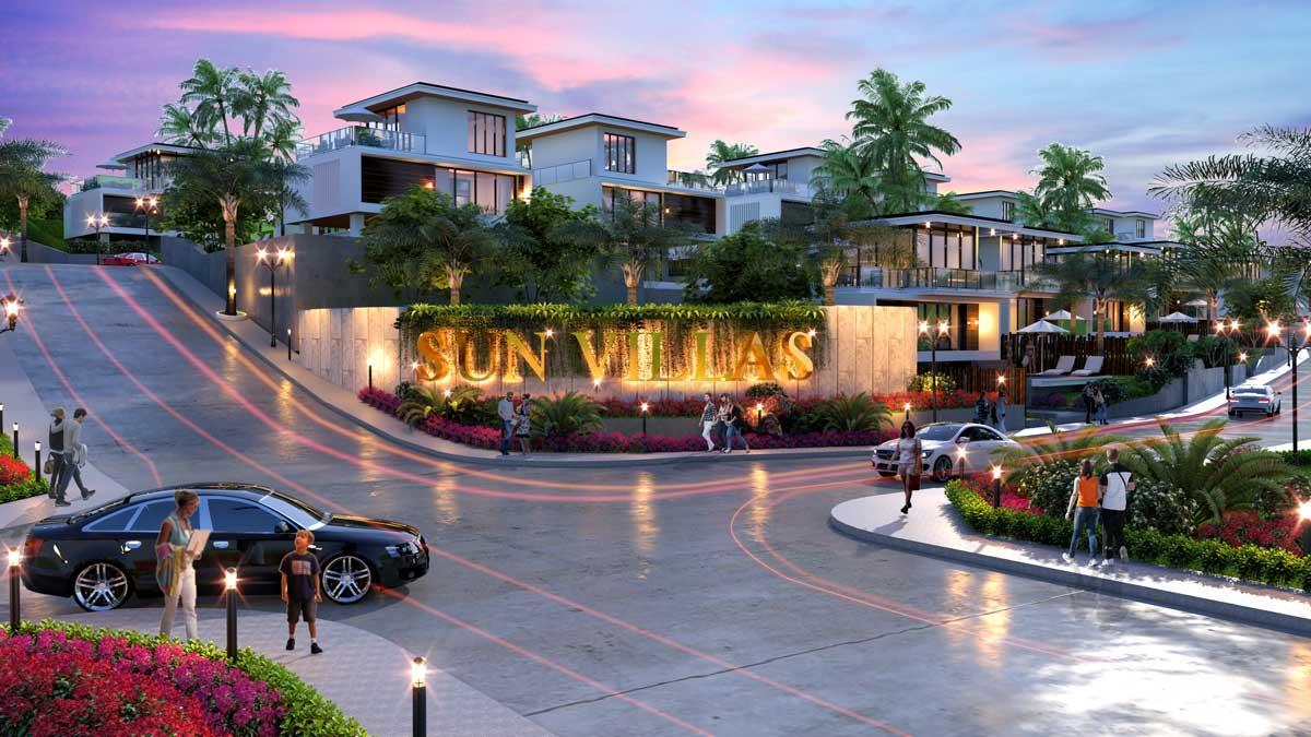 khu biet thu sun villas du an sun valley - DỰ ÁN SUN VALLEY BẢO LỘC