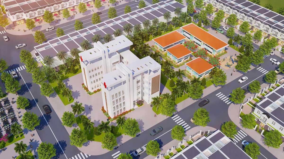 khu truong hoc du an nam an new city - NAM AN NEW CITY BÀU BÀNG BÌNH DƯƠNG