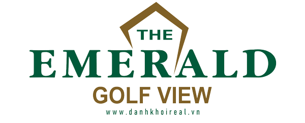 logo the emerald golf view - THE EMERALD GOLF VIEW BÌNH DƯƠNG