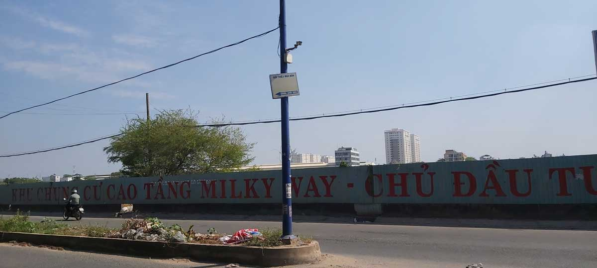 tien do thi cong du an can ho milky way - DỰ ÁN CĂN HỘ CHUNG CƯ MILKY WAY BÌNH TÂN