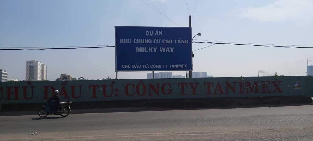 tien do thi cong du an chung cu milky way - DỰ ÁN CĂN HỘ CHUNG CƯ MILKY WAY BÌNH TÂN
